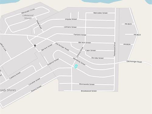 Marion Co, Tx .25 Acres $4,500 Neg : Ore City : Marion County : Texas