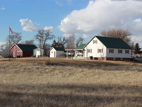 33242 740 Road : Imperial : Chase County : Nebraska