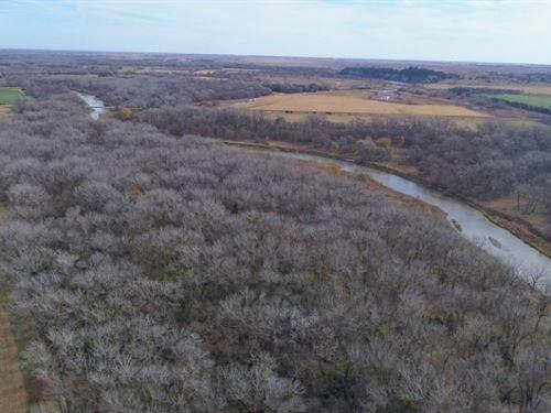 South Loup River Wildlife-Tract 3 : Ravenna : Buffalo County : Nebraska