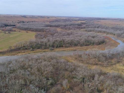 South Loup River Wildlife-Tract 2 : Ravenna : Buffalo County : Nebraska