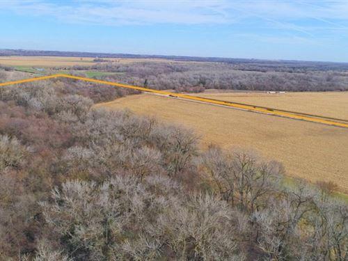 South Loup River Wildlife-Tract 1 : Ravenna : Buffalo County : Nebraska