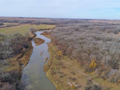 South Loup River Wildlife : Ravenna : Buffalo County : Nebraska