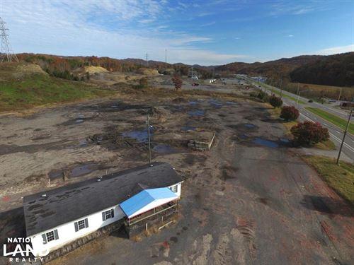 Bancroft Chapel Road Property : Kingsport : Sullivan County : Tennessee