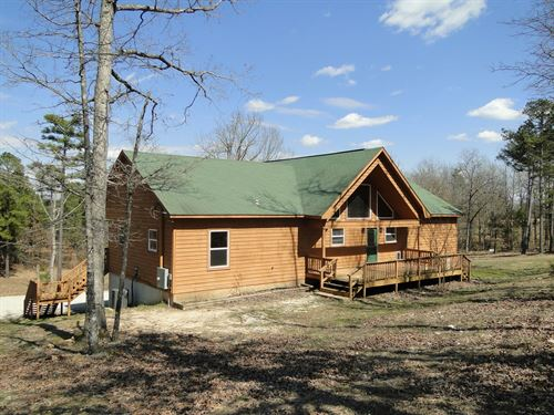 5 Bedroom Home North Arkansas : Melbourne : Izard County : Arkansas