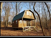 Timber View Cabin : Chandlersville : Muskingum County : Ohio