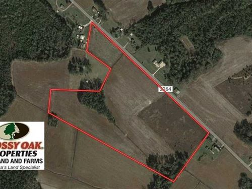 Under Contract, 33 Acres of Farm : Fairmont : Robeson County : North Carolina