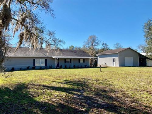 Country Home, Trenton Florida : Trenton : Gilchrist County : Florida