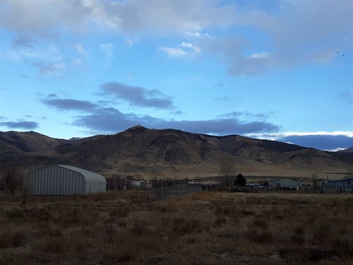 Land For Sale : Winnemucca : Pershing County : Nevada