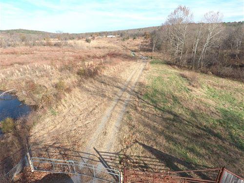 Hunting Land, Southeast Oklahoma : Wilburton : Latimer County : Oklahoma