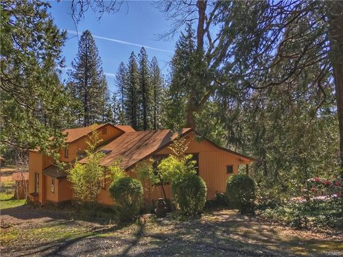 Home Cottage, Art Studio, Ponds : Berry Creek : Butte County : California