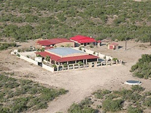 503 Acres, Dwelling, Aguilares Tx : Aguilares : Webb County : Texas