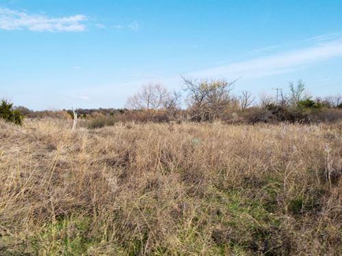 1688 Acres Hunting Land : Cleo Springs : Major County : Oklahoma