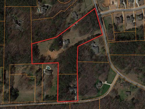 Residential Development Opportunity : Powder Springs : Cobb County : Georgia