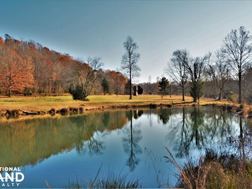 Kiethly Branch Recreation And Creek : Saint Florian : Lauderdale County : Alabama
