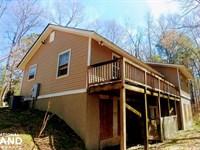 10 Acre River Front Fixer Upper : Zebulon : Wake County : North Carolina