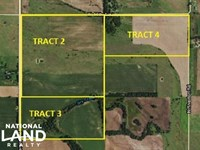 Nickerson 80 Tract 3 : Nickerson : Reno County : Kansas