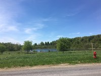 Farm Property With Large Pond : Johnstown : Fulton County : New York