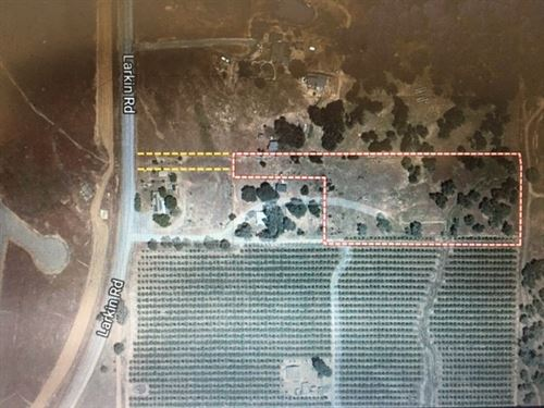 Oroville Afterbay 5 Acres Country : Oroville : Butte County : California