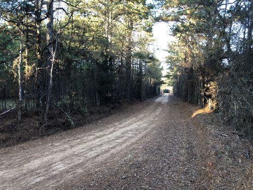 Delong Road Tract : Arkadelphia : Clark County : Arkansas