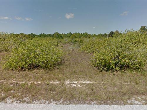 Charlotte Co, Fl .25 Acres 40K Neg : Port Charlotte : Charlotte County : Florida