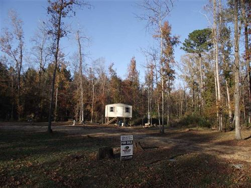1.67 Acres With Camp Site Across : Akron : Hale County : Alabama