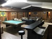 Casscoe Club House, Industrial Siz : Casscoe : Arkansas County : Arkansas