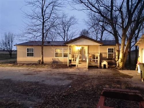 3.8 Acres With Manufactured Home : Qulin : Butler County : Missouri