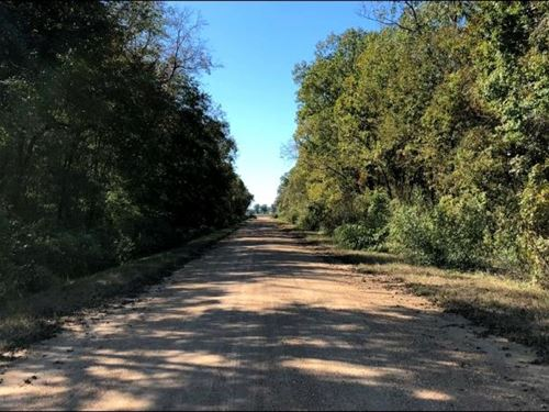 345.5 Acres In Sharkey County In Ro : Rolling Fork : Sharkey County : Mississippi