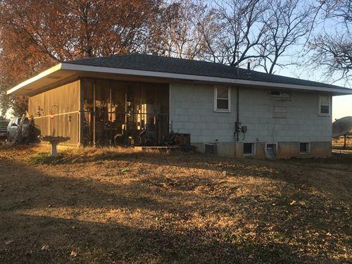 941 4600 St : Moran : Allen County : Kansas