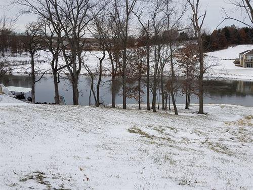 Waterfront Lot Lake Thunderhead : Unionville : Putnam County : Missouri