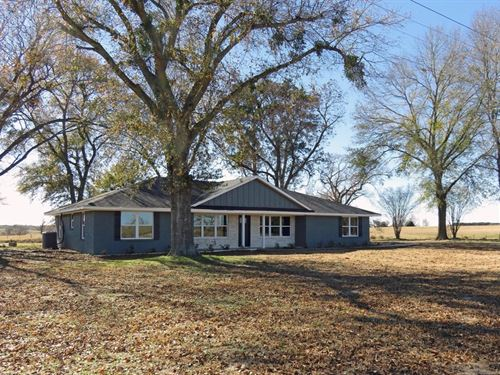 Country Home East Tx, Small Rural : Tennessee Colony : Anderson County : Texas