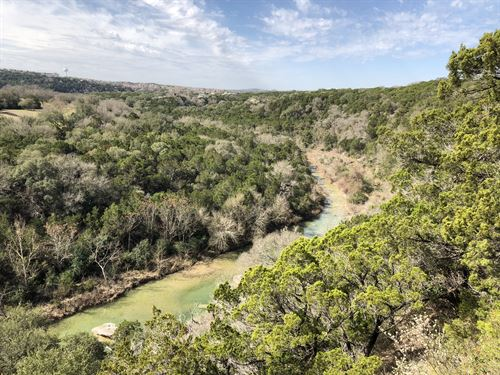 Barton Creek Acreage In Austin, Tx : Austin : Travis County : Texas