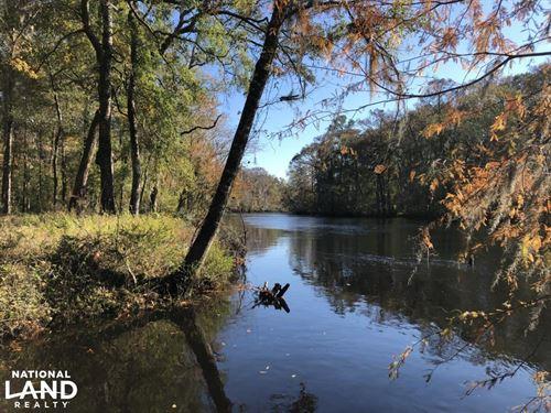 Combahee River Hunting & Recreation : Yemassee : Colleton County : South Carolina