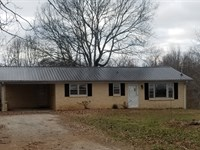 Tennessee Country Home 4.4 Acres : Waynesboro : Wayne County : Tennessee