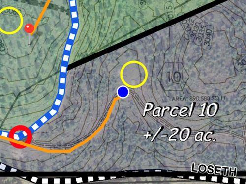 Off-Grid Hunting Recreational Land : Orofino : Clearwater County : Idaho