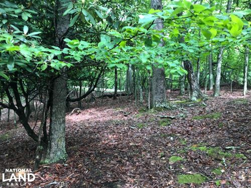 5 Acres on Smithfield Dr in Preston : Blacksburg : Montgomery County : Virginia