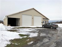 Updated 1 Bed 1 Bath Home 22 Acres : West Monroe : Oswego County : New York