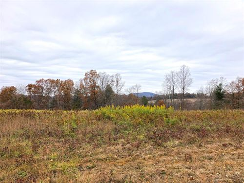 Farm With Great Views : Rocky Mount : Franklin County : Virginia