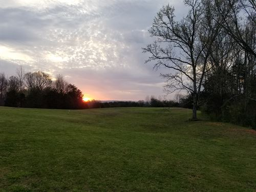 Breathtaking Mountain Views : Rock Island : Warren County : Tennessee