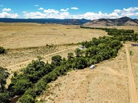 Rv Or Tiny Home Lot Near River : Capulin : Conejos County : Colorado