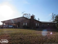 Country Home in Goodman : Goodman : Holmes County : Mississippi