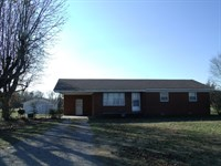TN Ranch Home, Garage Shop, 1.5 Ac : Savannah : Hardin County : Tennessee