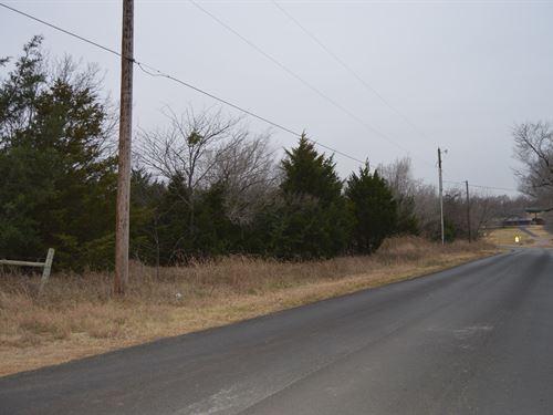 4.84 Acres M/L Wooded Inside : Chickasha : Grady County : Oklahoma