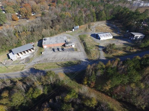 Southern States Building On 7 Ac : Oneonta : Blount County : Alabama