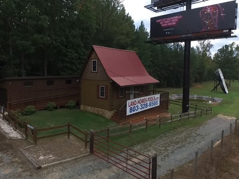 I-77 Sales & Marketing Center : Edgemoor : York County : South Carolina
