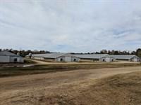 Wildfork Farm, 8 House Broiler Farm : Greenville : Butler County : Alabama