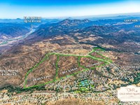 Old West Ranch : Ramona : San Diego County : California