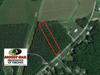 Reduced, 1.6 Acres of Residential : Hurt : Pittsylvania County : Virginia