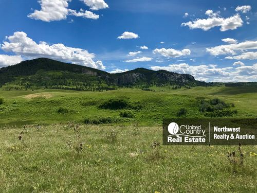 Little Rockies Mountain Property MT : Dodson : Phillips County : Montana