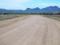 Beautiful Lot With Great Views : Douglas : Cochise County : Arizona